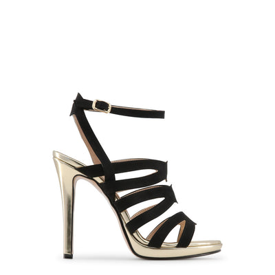 Made in Italia - CLEO High Heel Sandals in Black