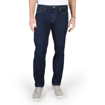 Armani Jeans - 3Y6J18_6DBFZ Men's Regular Fit Jeans in Blue