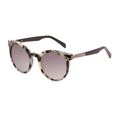 Balmain BL2112 UV3 Acetate Gradient Sunglasses in Grey