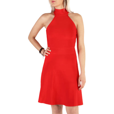 Guess - 82G795_5417Z Sleeveless Midi Dress in Red