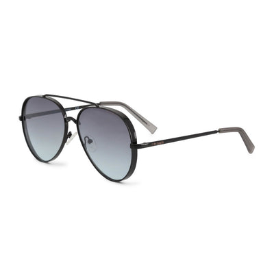 Guess GG2150 UV2 Metal Frame Gradient Sunglasses Black