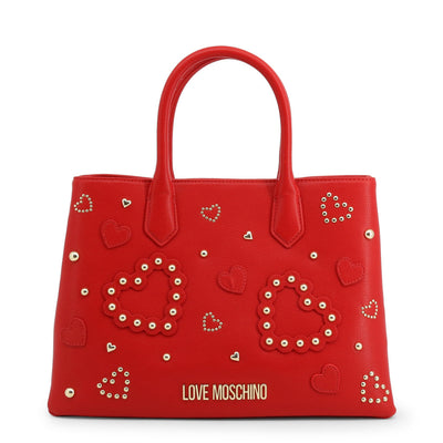 Love Moschino - JC4035PP1ALE Handbag in Red