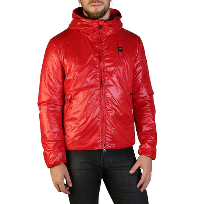 Blauer 2099 Padded Jacket Red