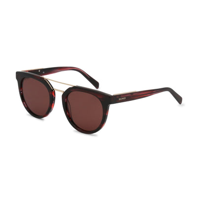 Balmain BL2110B UV3 Acetate Unisex Sunglasses in Red
