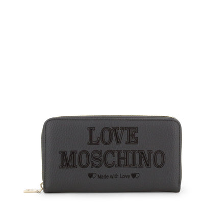 Love Moschino - JC5645PP08KN Purse in Grey