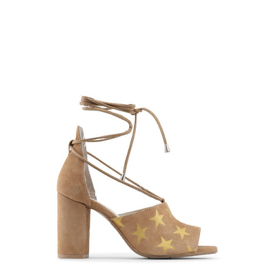 Made in Italia - SIMONA Block Heel Sandals in Brown