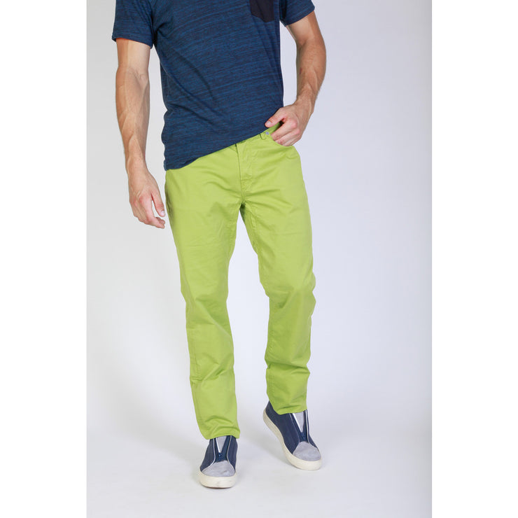 Jaggy J1889T812-Q1 Regular Fit Jeans in Green
