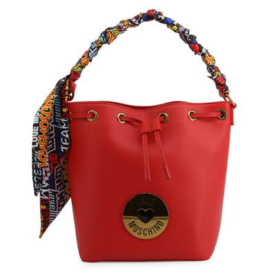Love Moschino - JC4045PP1ALG Handbag in Red