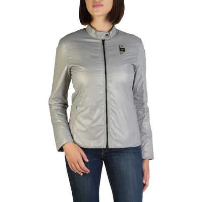 Blauer 2144 Ladies Jacket Grey