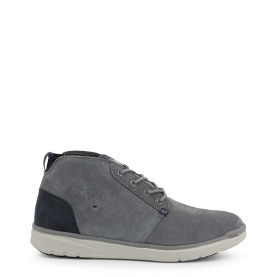 U.S. Polo Assn. - YGOR4128W9_SY1 Men's Lace Up Shoes in Grey