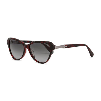 Balmain BL2054C UV3 Acetate Gradient Sunglasses in Red