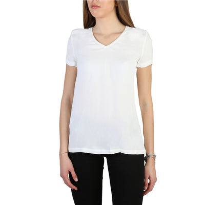Armani Jeans - 3Y5H43_5NYFZ Women's T-Shirt in White
