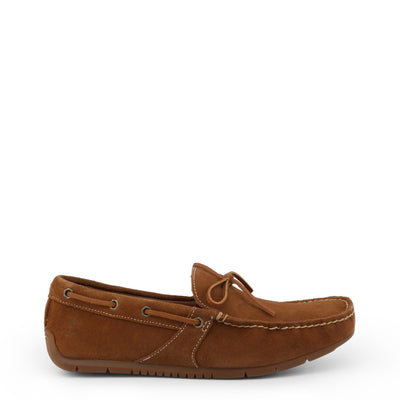 Timberland LEMANS Suede Moccasins Loafers in Brown