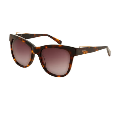 Balmain BL2111S UV3 Acetate Sunglasses in Brown
