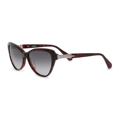 Balmain BL2054 UV3 Acetate Gradient Sunglasses in Black