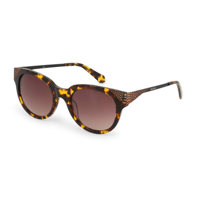 Balmain BL2082B UV3 Acetate Gradient Sunglasses in Brown