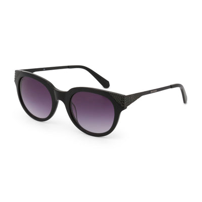 Balmain BL2082B UV3 Acetate Gradient Sunglasses in Black
