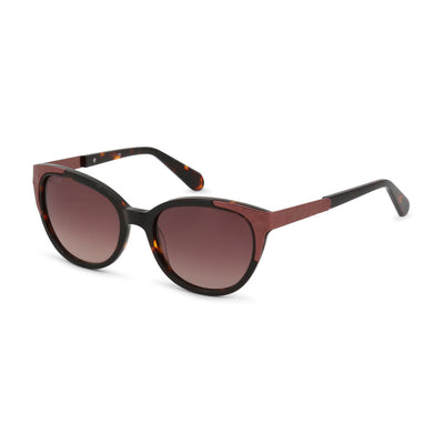 Balmain BL2072B UV3 Acetate Gradient Sunglasses in Brown