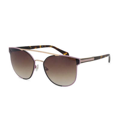 Balmain BL2522B UV2 Metal Gradient Sunglasses in Pink