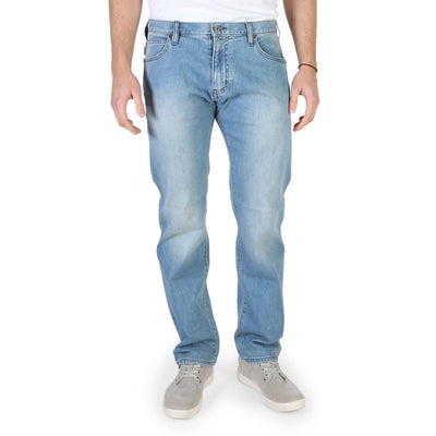 Armani Jeans - 6X6J45_6DLRZ Men's Slim Fit Jeans in Blue