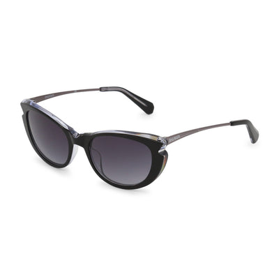 Balmain BL2023B UV2 Acetate Gradient Sunglasses in Black