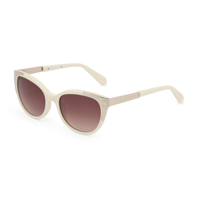 Balmain BL2072B UV3 Acetate Gradient Sunglasses in White