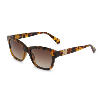 Balmain BL2039 UV3 Acetate Unisex Sunglasses in Brown