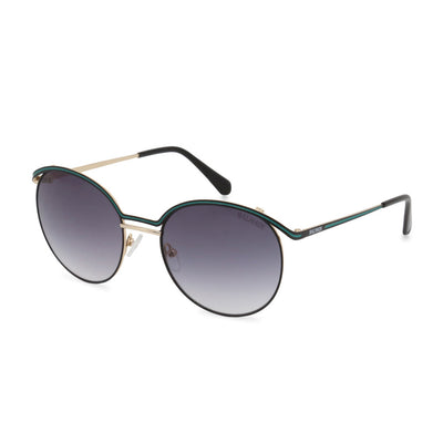 Balmain BL2529B UV3 Metal Gradient Sunglasses In Blue