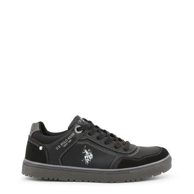 U.S. Polo - WALKS4170W8 Men's Sneakers in Black