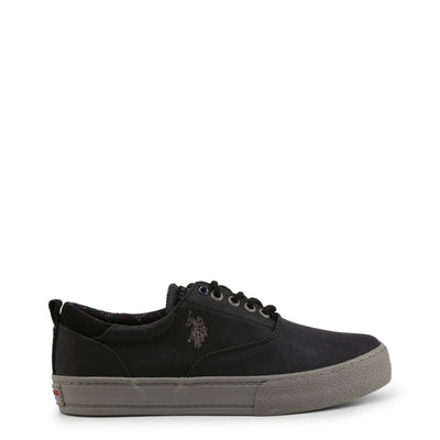 U.S. Polo - GALAN4142W8 Men's Sneakers in Black