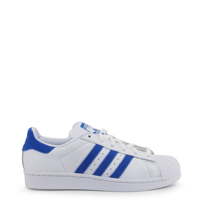 Adidas Superstar Sneakers White/Blue