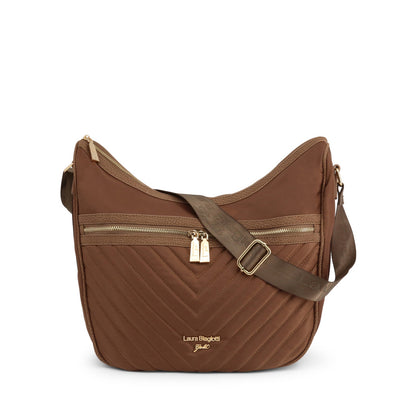 Laura Biagiotti - LB002-01 Crossbody Bag in Brown