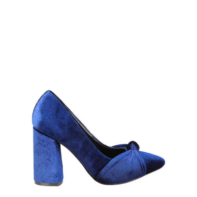 Fontana 2.0 GIUSI Velvet Pumps in Blue