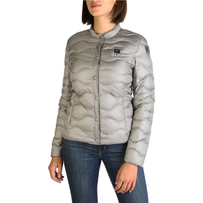 Blauer 3065 Slim Fit Padded Jacket Grey