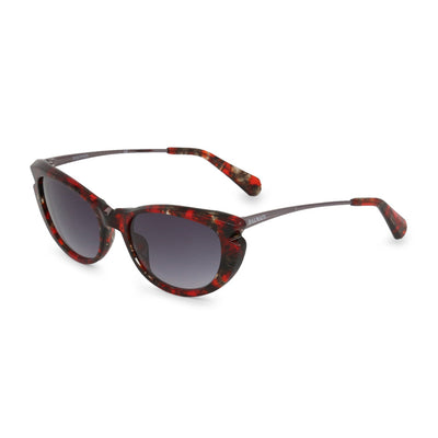 Balmain BL2023B UV2 Acetate Gradient Sunglasses in Red