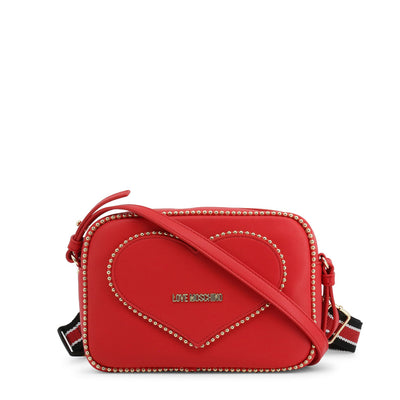 Love Moschino - JC4244PP08KG Crossbody Bag in Red