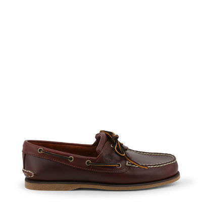 Timberland CLASSICBOAT Leather Moccasins in Brown