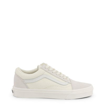 Vans Unisex Sneakers White OLD SKOOL