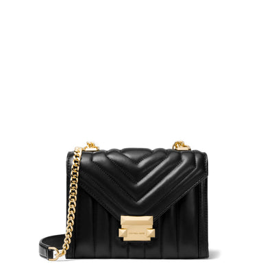 Michael Kors - 30F8GXIL1T Crossbody Bag in Black