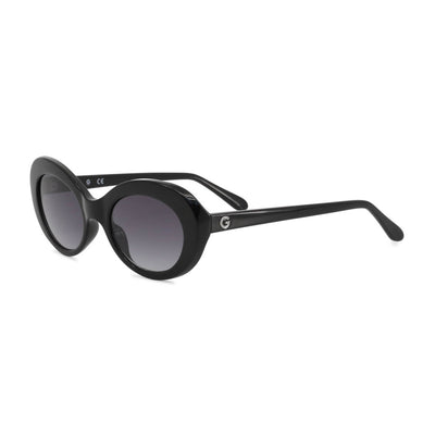 Guess GG1168 Gradient Acetate Women Sunglasses in Black
