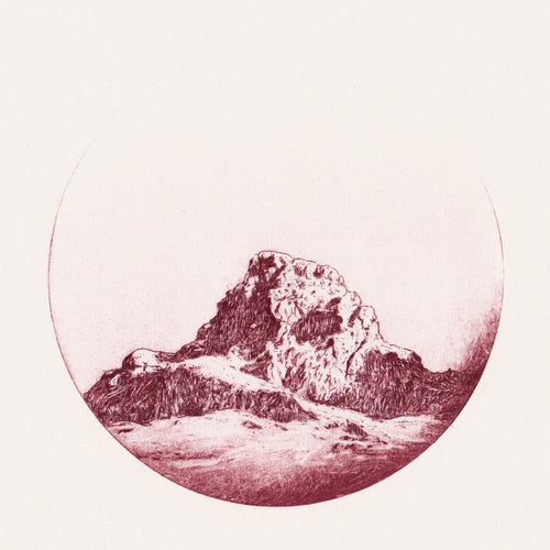 Orbs - Mountain red