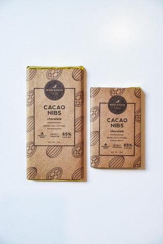Cacao Nibs Chocolate