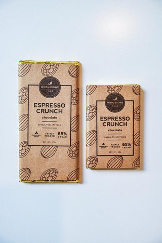 Espresso Crunch Chocolate