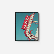 Load image into Gallery viewer, Retro Eat Sign - DANITA DELIMONT