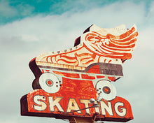 Load image into Gallery viewer, Retro Skating - DANITA DELIMONT