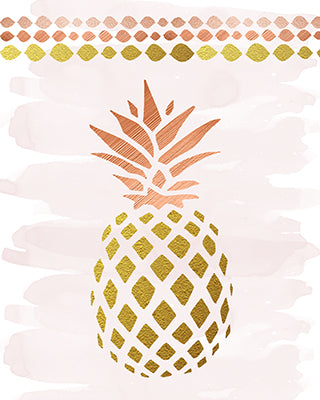 Glam Pineapple - AMANDA MURRAY