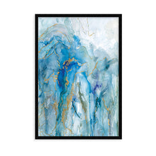 Load image into Gallery viewer, Canvas Wall Arts Prints- Abstract Lapis - CAROL ROBINSON