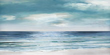 Load image into Gallery viewer, Blue Silver Shore - SALLY SWATLAND
