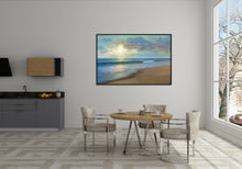 Load image into Gallery viewer, Canvas Wall Arts Prints- A Long Walk - MICHAEL CALASCIBETTA