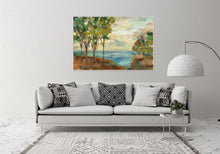 Load image into Gallery viewer, View of the Lake - SILVIA VASSILEVA
